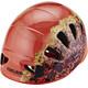 Edelrid Shield II Helm oranje/rood
